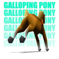 Galloping Pony Pack