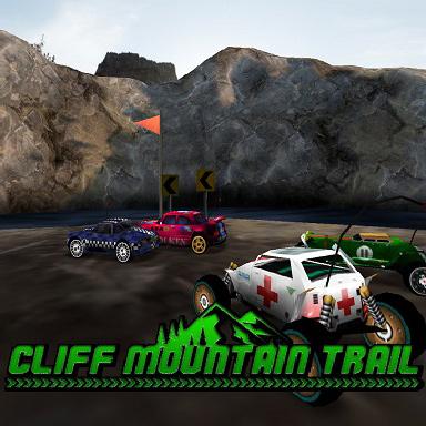 cliff mountain trail rvgl