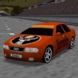 Audi S8 Jaegermeister