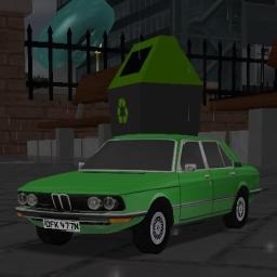 BMW 528 (E12)
