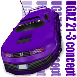 Ugaz 21-3 Concept