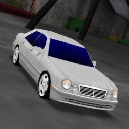 Mercedes-Benz E 55 AMG (W210)