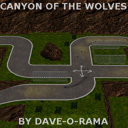 Canyon of the Wolves