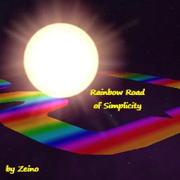 Rainbow Road of Simplicity