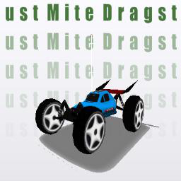 Dust Mite Dragster
