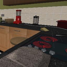 MMV4: Kitchen - Pedal Bin Pile-Up
