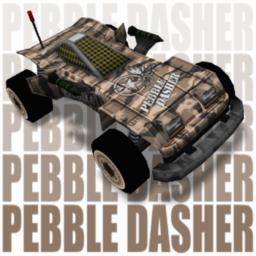 Pebble Dasher