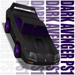 Dark Avenger PS1