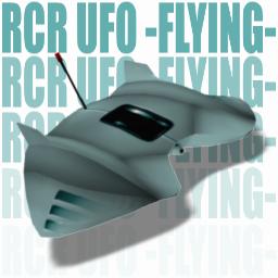 RCR UFO -Flying-