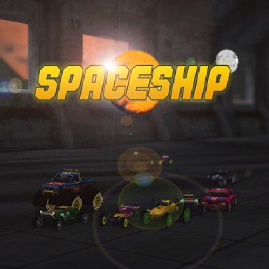 spaceship rvgl
