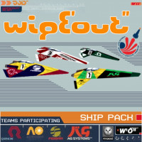 WipEout Ship Pack