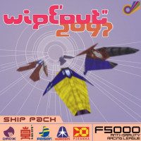 Wipeout 2097 Ship Pack