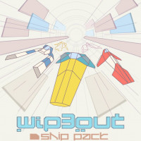 Wipeout 3 Ship Pack